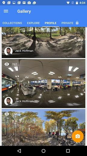 تطبيق التجوّل الافتراضي من Google يحصل على تحديث جديد