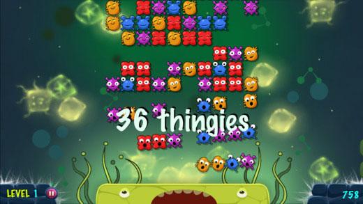 لعبة The Greedy Sponge الممتعة لتسلية مليئة بالألوان