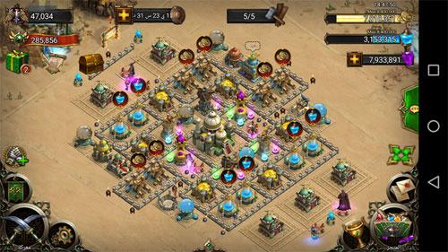 لعبة صراع الصحراء