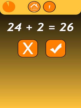 لعبة تحدي الحسابات لتدريب العقل على حفظ العمليات الرياضية