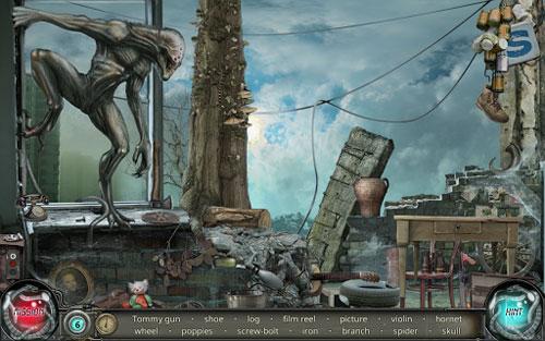 لعبة المغامرات والألغاز المميزة Time Trap - Hidden Objects