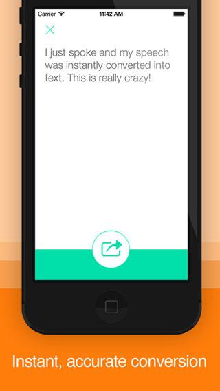 تطبيق Active Voice لتحويل الكلام إلى نصوص وترجمته