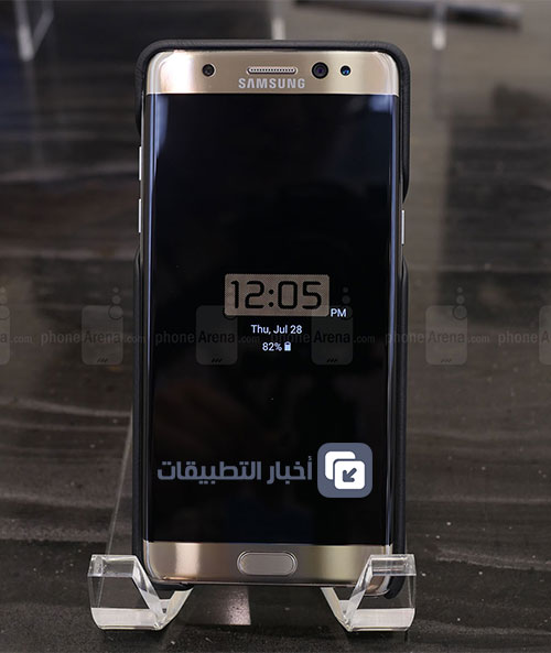 رسمياً - هاتف Galaxy Note 7 : المواصفات ، المميزات ، السعر ، و كل ما تود معرفته !
