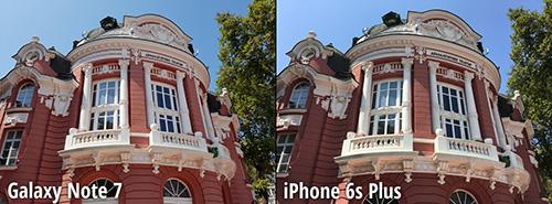 اختبار الكاميرا : Galaxy Note 7 ضد iPhone 6s Plus - أيهما أفضل ؟!
