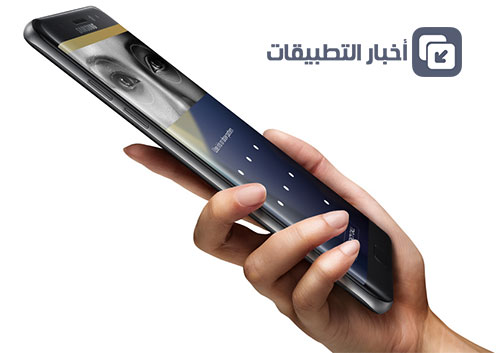 تحت المجهر - ماسح القزحية Iris Scanner في هاتف Galaxy Note 7 !