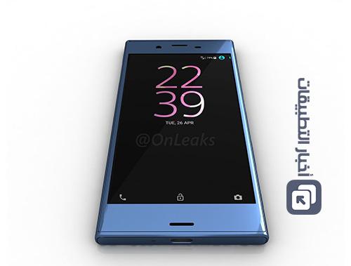 صور - هكذا سيكون هاتف Sony Xperia XR المنتظر !