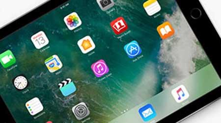 صورة المزايا الجديدة في نظام iOS 10 لأجهزة الآيباد !