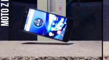 فيديو: اختبار سقوط جالاكسي S7 أكتيف ضد Moto Z Force