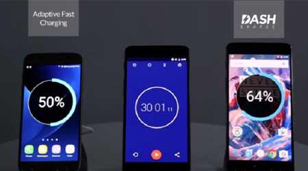 Photo of فيديو: اختبار الشحن السريع بين OnePlus 3 ضد جالكسي S7 – أيهما أسرع ؟
