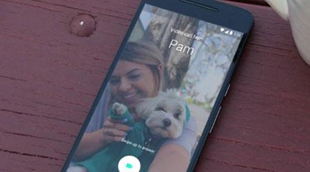 إطلاق تطبيق Google Duo لمكالمات الفيديو ، بديل الفيس التايم ، تعرفوا عليه !