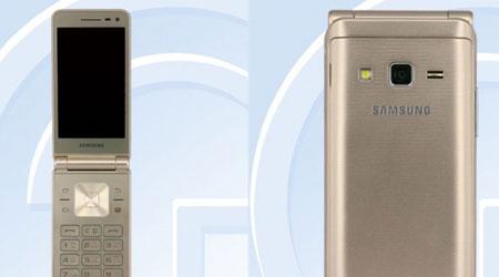 صور: رصد جهاز Galaxy Folder 2 بشاشة قابلة للطي