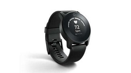 صورة الساعة الذكية الطبية Philips Health watch من شركة فيلبس !