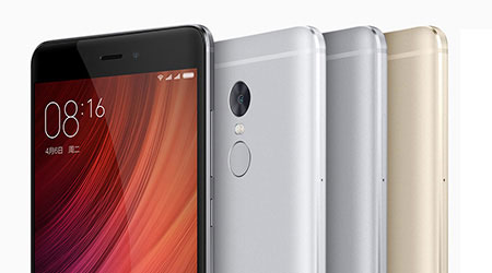 صورة الإعلان رسمياً عن هاتف Xiaomi Redmi Note 4 – المواصفات ، و السعر !