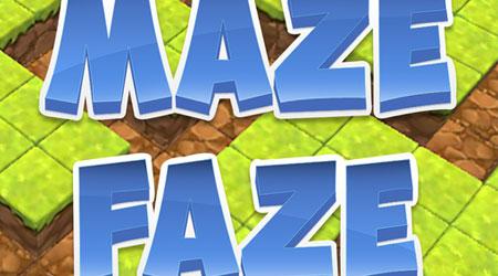 جدا ممتعة - لعبة Maze Faze لمحبي الألغاز والمتاهات - تحديات كبيرة