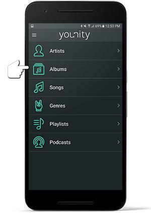 تطبيق جدا رائع : تطبيق younity للوصول إلى الملفات من خلال هاتفك الذكي أو الحاسوب