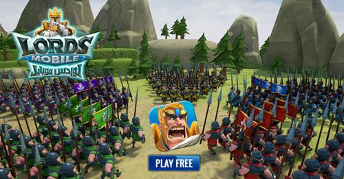 لعبة Lords Mobile بنسختها العربية قادمة قريباً في شهر أكتوبر