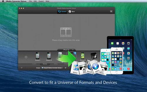 برنامج iSkysoft iMedia Converter Deluxe لتنزيل الفيديو وتحويل الملفات
