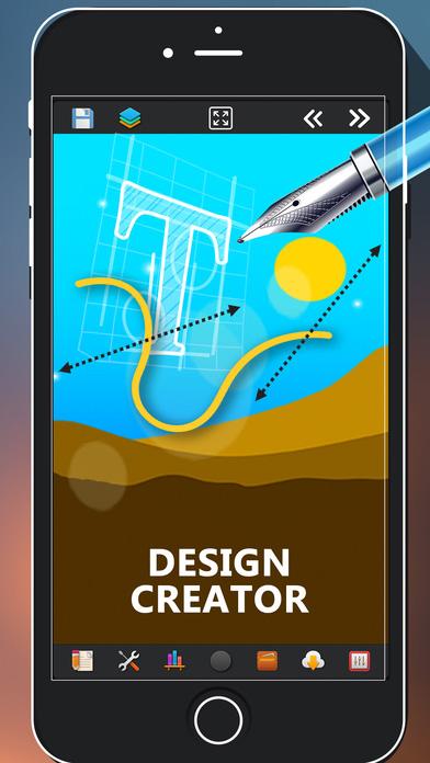 من أفضل التطبيق على المتجر : Point & Click Logo لتصميم الشعارات والتصاميم المختلفة - وعرض خاص