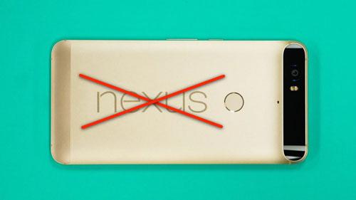 جوجل ستقوم بالاستغناء عن علامة Nexus - ما هي الاسباب ؟