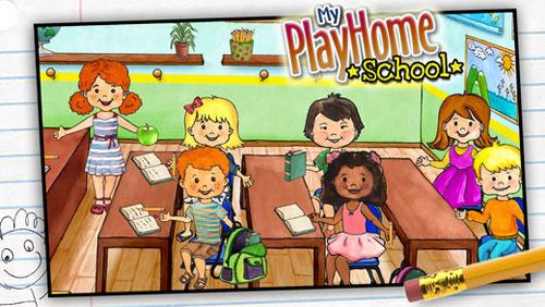 تطبيق My PlayHome School المدرسية بين يدي طفلك