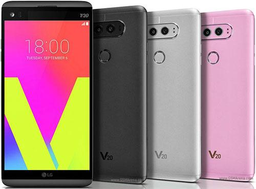 رسميا: الإعلان عن هاتف LG V20 بكاميرا مزدوجة وبطارية قابلة للإزالة