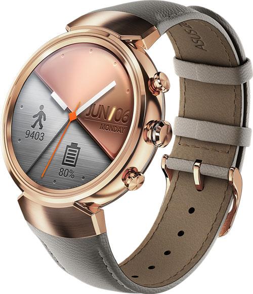 شركة Asus تعلن رسميا عن ساعتها ZenWatch 3 بشكل كلاسيكي