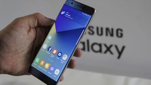 تقرير: سامسونج قد تضطر لإيقاف أجهزة جالاكسي نوت 7 عن بعد