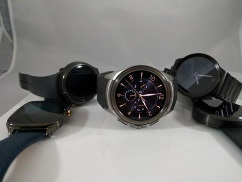 هواوي، LG وموتورولا لن يطلقوا ساعات ذكية هذا العام