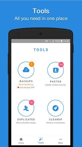 تطبيق Simpler Contacts & Dialer لإدارة أرقام الهواتف بذكاء