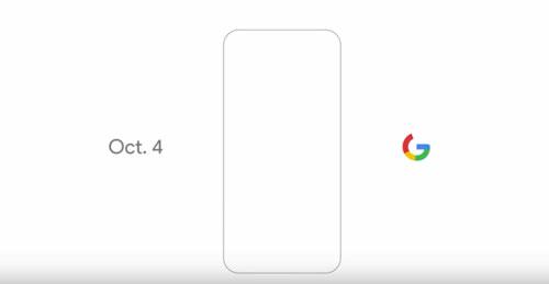 رسميا: مؤتمر جوجل للكشف عن هواتفها يوم 4 أكتوبر