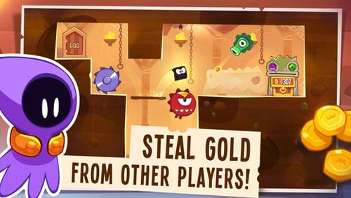 لعبة King of Thieves من بين أفضل ألعاب الذكاء