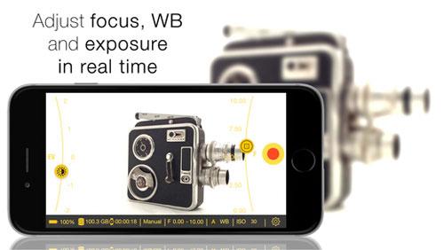 تطبيق iPhocus لتحويل صورك احترافية بمزايا كثيرة