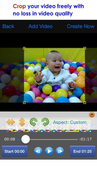 تطبيق Crop Video لقص الفيديو ومشاركته عبر الشبكة