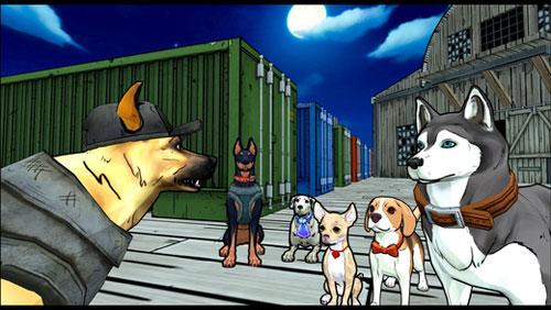 لعبة Get 'Em لخوض حياة أكثر الحيوانات وفاء