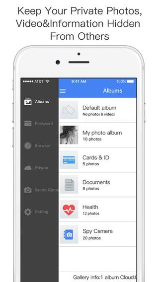 تطبيق Secret Safe Calculator لإخفاء الصور والفيديو