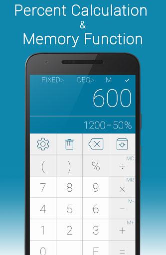 تطبيق 2sum - Calculator حاسبة ذكية للاستخدام في كل المجالات