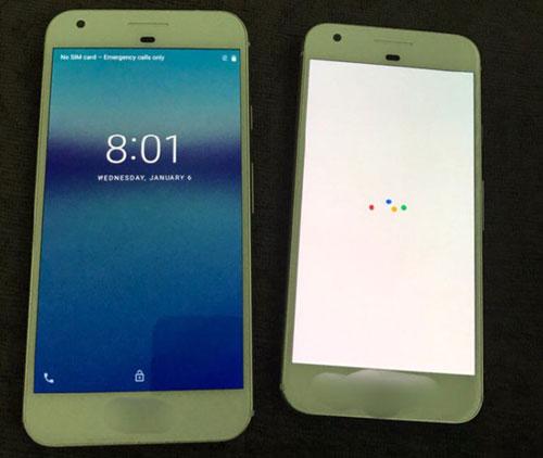 هواتف Pixel و Pixel XL