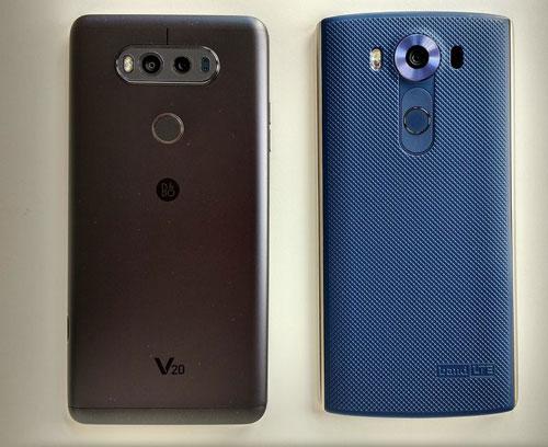 LG V10 مع LG V20