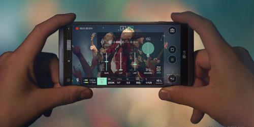 كاميرا هاتف LG V20