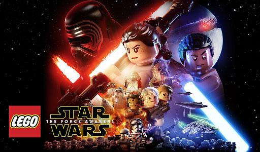 لعبة LEGO® Star Wars™: TFA في جزء جديد ومراحل كثيرة