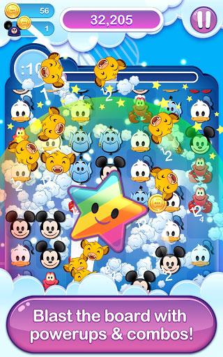 لعبة Disney Emoji Blitz المميزة مع كثير من شخصيات الكرتون