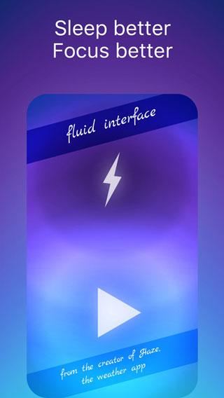 تطبيق Thunderspace 5k للاستماع لأصوات طبيعية تزيدك استرخاء
