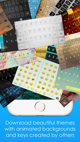 تطبيق BriefKey لوحة مفاتيح ذكية مع ميزة الصور المتحركة