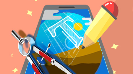 Photo of من أفضل التطبيق على المتجر : Point & Click Logo لتصميم الشعارات والتصاميم المختلفة – وعرض خاص