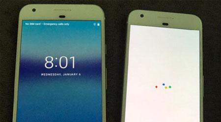 تسريب صور هواتف جوجل Pixel و Pixel XL القادمة قريبا
