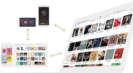 برنامج iSkysoft iTransfer لإدارة محتوى جهازك من الملفات الصوتية النقل والصور، مفيد جدا للجميع