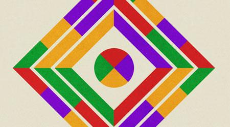 صورة لعبة Kolor Pop لمحبي الألعاب الكلاسيكية المليئة بالألوان، ممتعة مسلية ومجانية