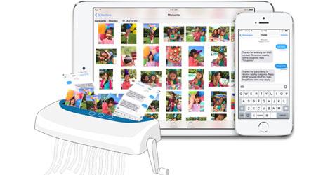 برنامج iMyfone Umate Pro لتنظيف الأيفون وتسريعه أو حذف الملفات بالكامل - عرض تخفيضي