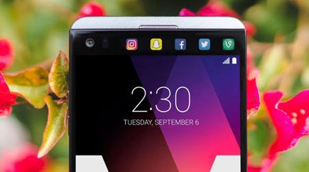 رسمياً - الإعلان عن هاتف LG V20 : المواصفات ، المميزات ، و كل ماتود معرفته !