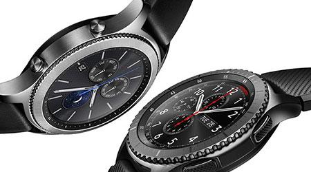 صورة الإعلان عن ساعات Samsung Gear S3 Classic – Frontier رسمياً ، و إليك المواصفات و السعر